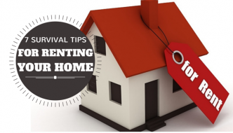 survival tips for home renters