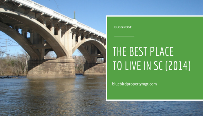 According to movoto com these are the best places to live in sc