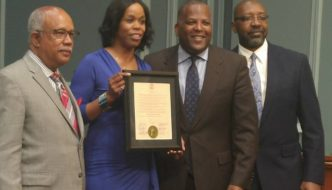 City of Columbia Honors Our CEO, Tammy Davis for Their Business Spotlight