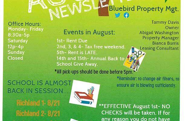 2019-BlueBird-August-Newsletter