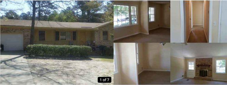 3 Bedroom 2 bathroom rental home located 14-Oberon PL in Columbia, SC