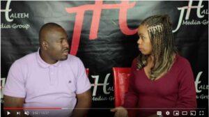 Tammy interview with J Haleem TV
