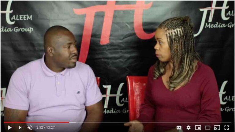 Tammy interview with J Haleem TV